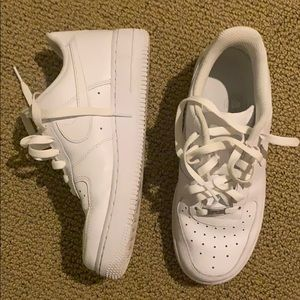 Nike Air Force 1s '07 size 8 women's